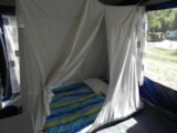 Rental - Caravan with awning - Camping Les 2 Lacs