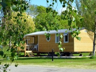 Mobil home confort 3ch 40m²