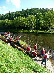 Sport activities Camping De Rodaven - Chateaulin