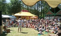 Entertainment organised Camping De Rodaven - Chateaulin
