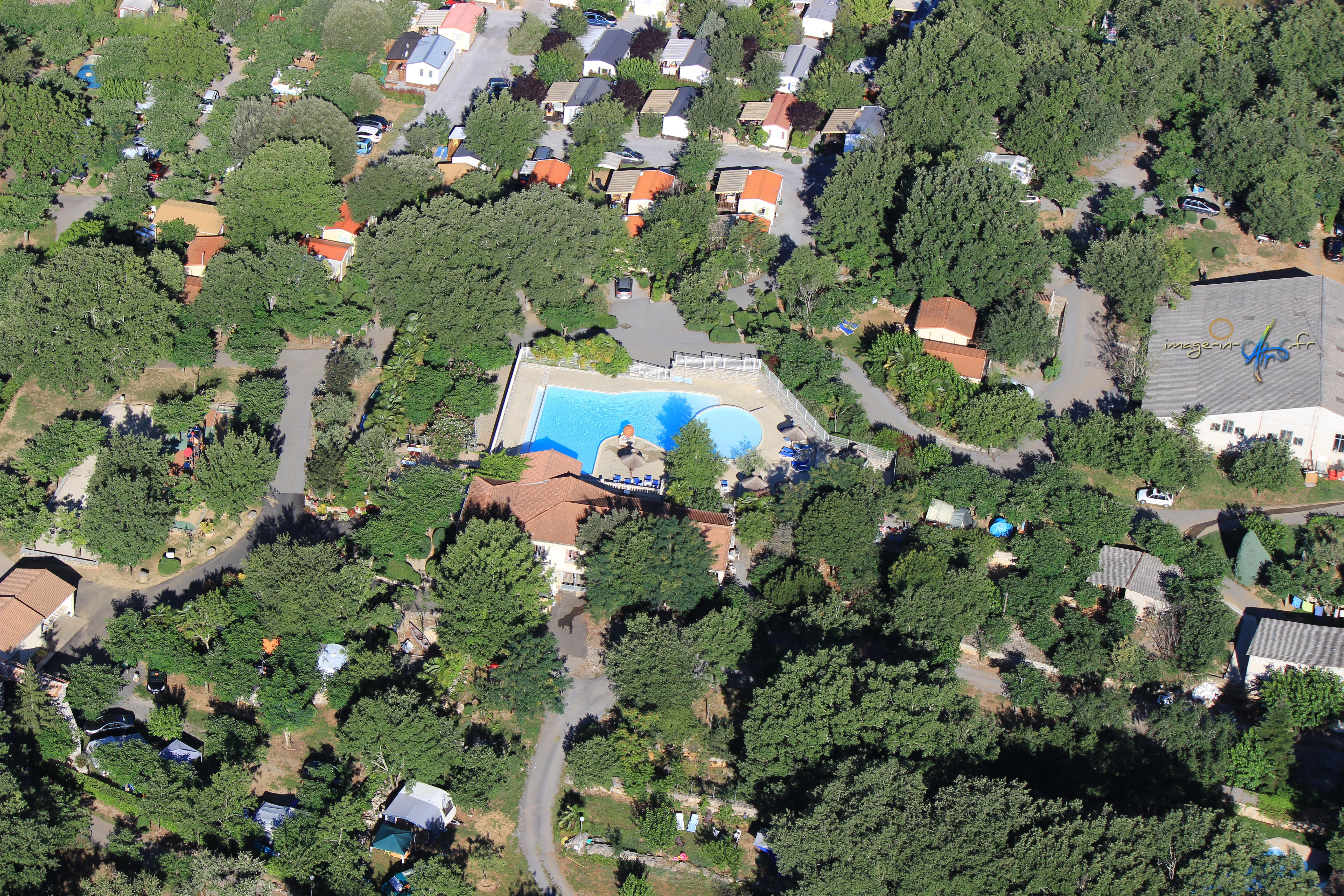 Betrieb Camping Les Cigales - BERRIAS