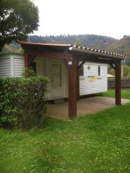 Location - Mobil-Home Irm Titania 24M² - Camping la Charderie