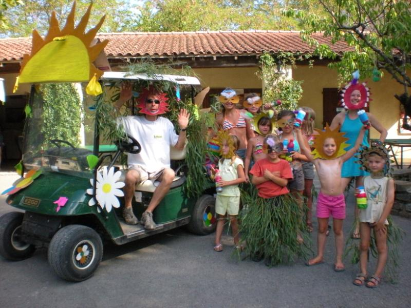 Animations Camping de Laborie - Pradons