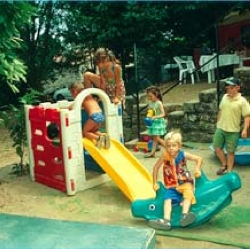 Animatie Camping Les Chataigniers - Ribes