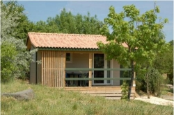 Accommodation - Chalet Lavande - Camping Les Arches