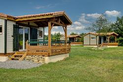 Accommodation - Chalet Mistral - Camping Les Arches