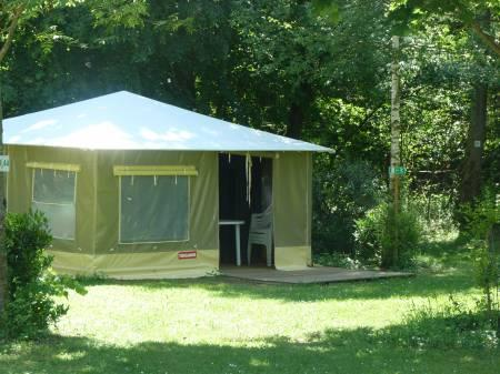 Location - Bungalow Toilé - Camping Le Néri