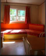 Rental - Mobile Home 3 bedrooms - Camping les Peupliers