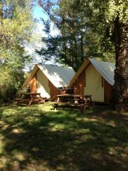 Huuraccommodatie - Tent Tipic - Flower Camping LE PLAN D'EAU