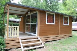 Huuraccommodaties - Chalet - Camping Les Berges Du Doux