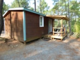 Rental - Chalet BRUYERE - 2 Rooms - Camping Bois Simonet