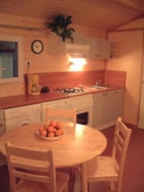 Rental - Chalet EDELWEISS - 2 Rooms - Camping Bois Simonet