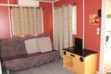 Rental - Chalet ACACIA - 2 Rooms - Camping Bois Simonet