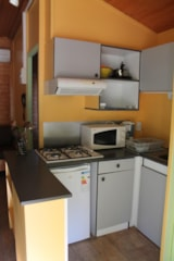 Rental - Chalet FOUGERE - 2 Rooms - Camping Bois Simonet