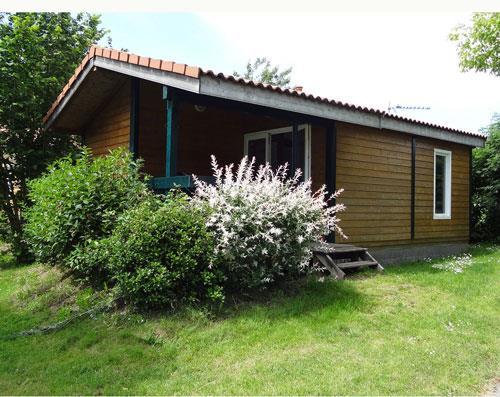 Location - Location Chalet 30M² (2 Chambres) - Camping Le Rouge Gorge