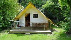 Tent LODGE 20m² 2 bedrooms