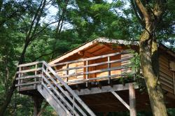 Rental - Treehouse - Camping le Viaduc