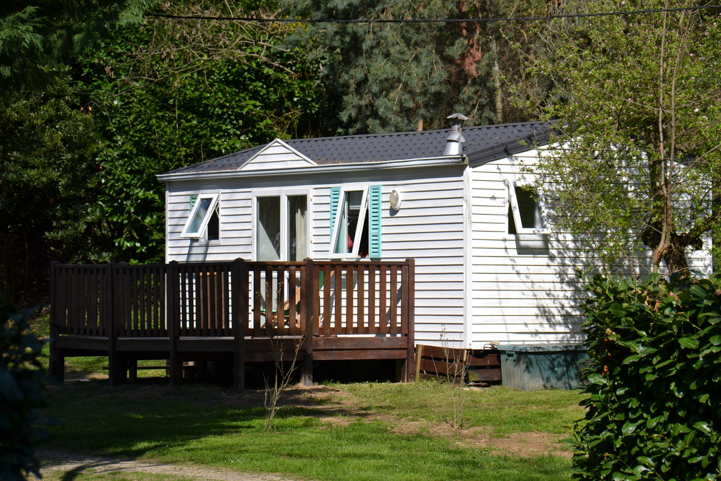 Huuraccommodatie - Cottage O'hara - Camping le Viaduc