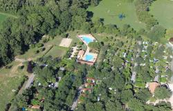 Establishment Camping La Source - Berrias-Et-Casteljau
