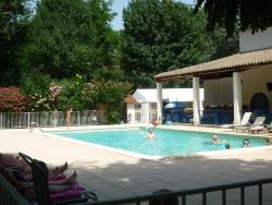 Etablissement Camping Du Lion - Bourg St Andeol