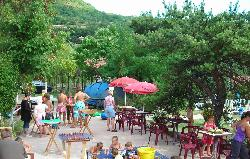 Entertainment organised Camping Les Lavandes - Darbres