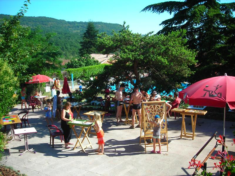 Leisure Activities Camping LES LAVANDES Ardêche - Darbres