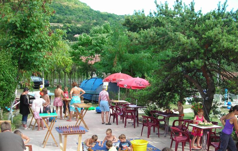 Entertainment organised Camping LES LAVANDES Ardêche - Darbres