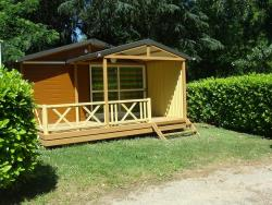 Huuraccommodaties - Chalet - CAMPING LE CHASSEZAC