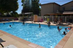 Zwemplezier Camping Le Chassezac - Sampzon