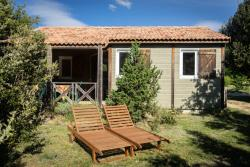 Accommodation - Holiday Home Fleur De Lavande - CAMPING DOMAINE DE BRIANGE