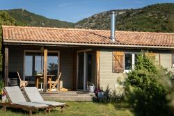 Accommodation - Holiday Home Les Cades - CAMPING DOMAINE DE BRIANGE