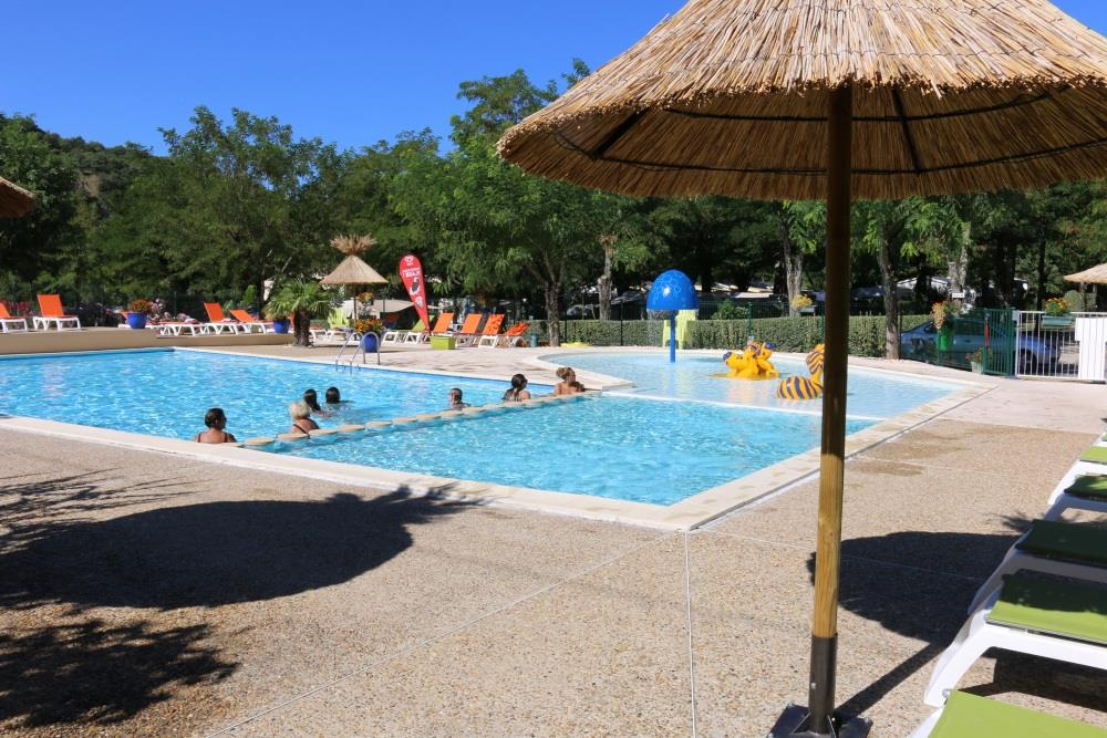 Camping Beau Rivage - Vallon-Pont-d'Arc
