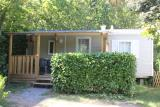 Mobile home Saturday / 2 bedrooms + sheltered terrace