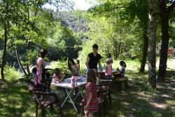 Leisure Activities Camping Le Barutel - Meyras
