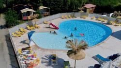 Wheelchair friendly Camping Le Verger De Jastres - Saint Didier Sous Aubenas