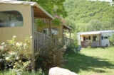 Rental - Mobil-home Rapidhome with private facilities - CAMPING DE BELOS