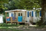 Rental - Mobil-home IRM 25,5 m² - CAMPING DE BELOS