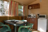 Rental - Mobil-home IRM without toilet block - CAMPING DE BELOS