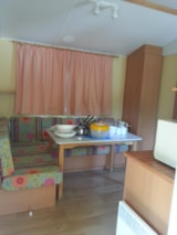 Rental - Mobil-home IRM with private facilities - CAMPING DE BELOS