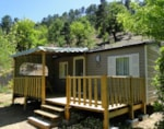 Rental - MOBIL'HOME Evo : 2 Adults / 2 Chil. max 12 years - CAMPING RELAIS DES BRISON