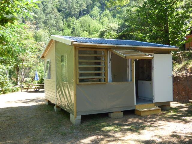 MOBIL-HOME Fifty without shower