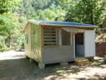 Rental - MOBIL-HOME Fifty without shower - CAMPING RELAIS DES BRISON