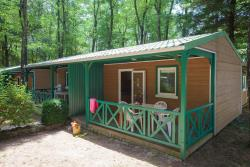 Rental - Duol 20M² - Camping Le Roubreau