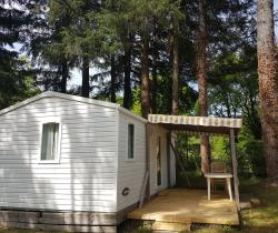 Huuraccommodatie - Quintil 24M² - Camping Le Roubreau