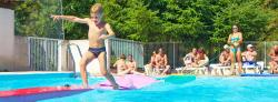 Zwemplezier Camping Le Roubreau - Joannas