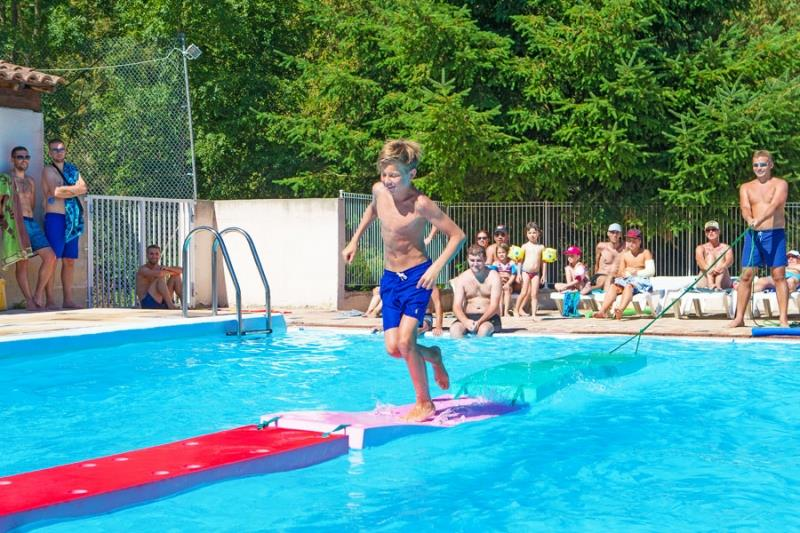 Animations Camping Le Roubreau - Joannas