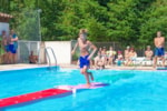 Entertainment organised Camping Le Roubreau - Joannas
