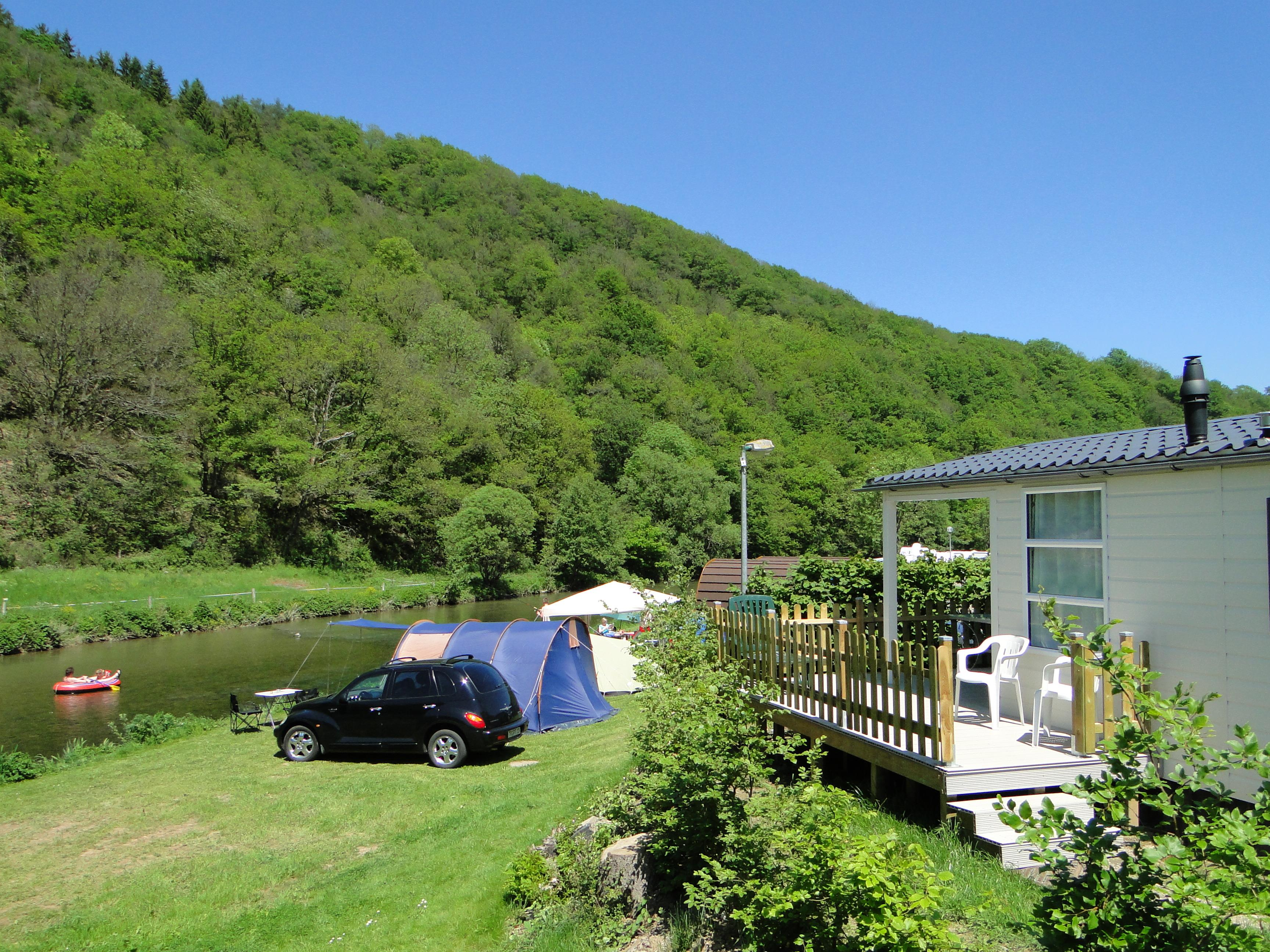 Locatifs - Lodge - Camping Bissen