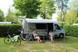 Emplacement camping-car incl. 1 personne