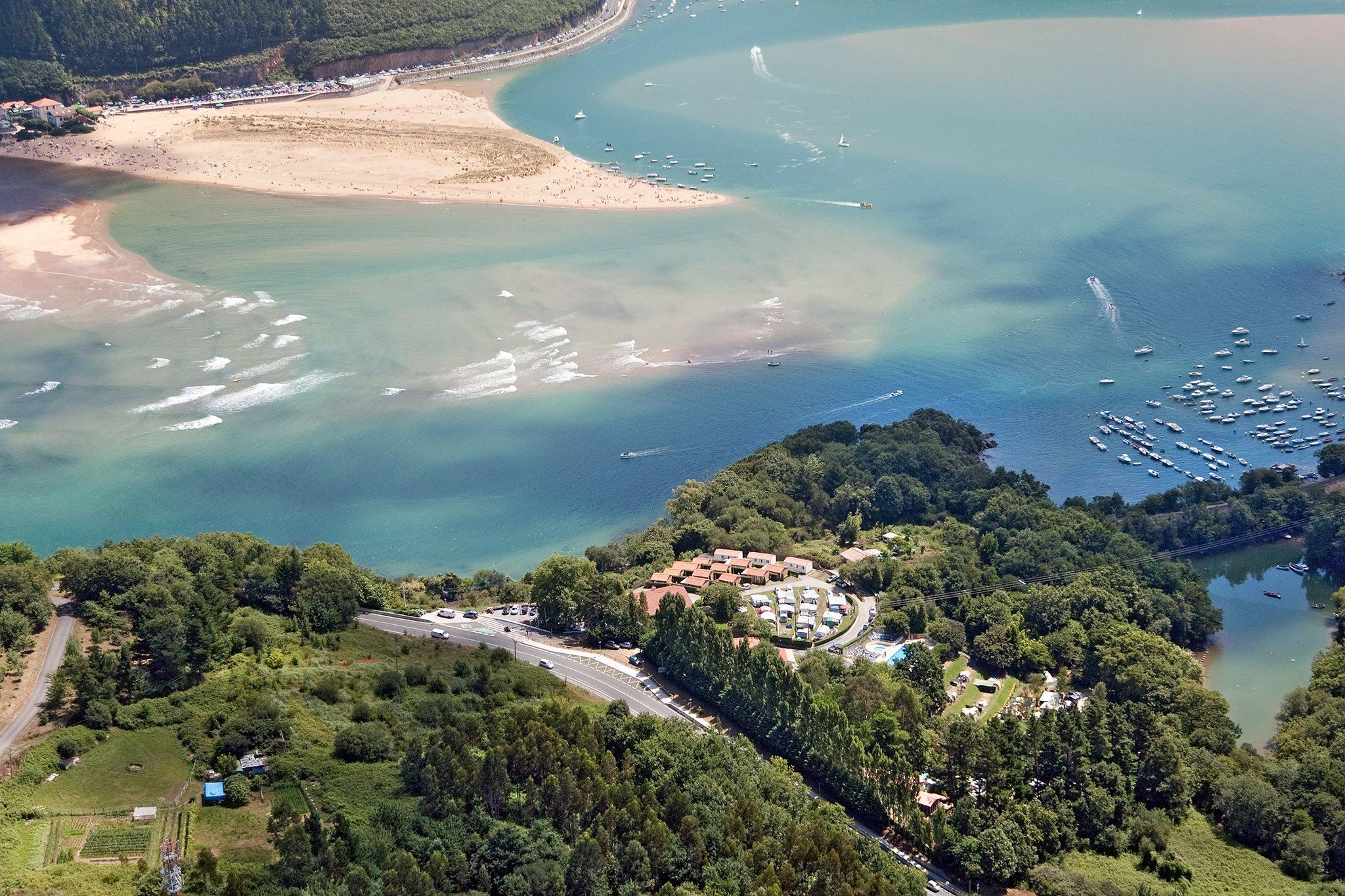 Establishment Camping Portuondo - Mundaka